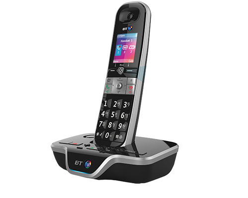 BT call Blocker Dect Handset